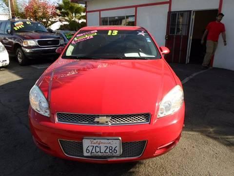 2013 Chevrolet Impala for sale in Sacramento CA