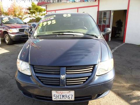 2005 Dodge Caravan for sale in Sacramento, CA