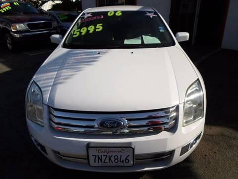 2006 Ford Fusion for sale in Sacramento, CA