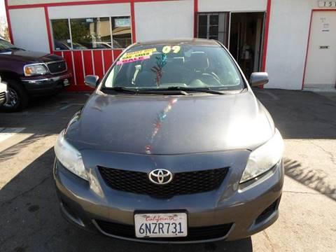 2009 Toyota Corolla for sale in Sacramento CA