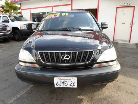 2001 Lexus RX 300 for sale in Sacramento, CA