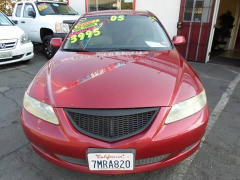 2005 Mazda MAZDA6 for sale in Sacramento, CA