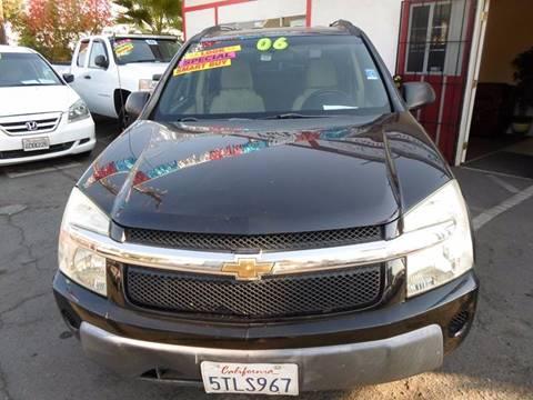 2006 Chevrolet Equinox for sale in Sacramento CA