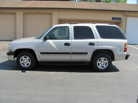 2004 Chevrolet Tahoe for sale in Port Charlotte, FL