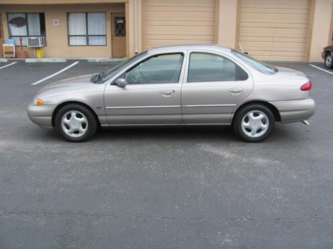 1996 Ford Contour for sale in Port Charlotte, FL