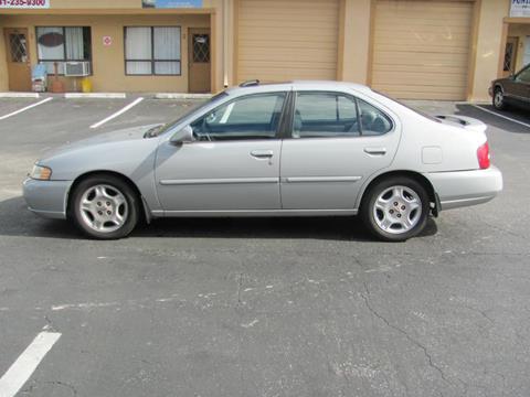 2001 Nissan Altima for sale in Port Charlotte, FL