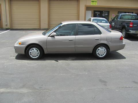 2002 Toyota Corolla for sale in Port Charlotte, FL