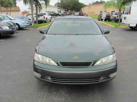 1999 Lexus ES 300 for sale in Port Charlotte, FL