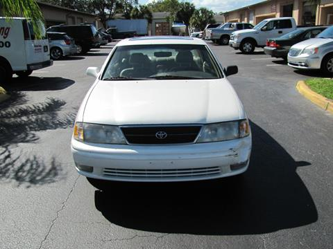 1998 Toyota Avalon for sale in Port Charlotte, FL