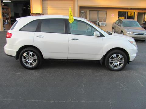 2007 Acura MDX For Sale At Mox Motors In Port Charlotte FL