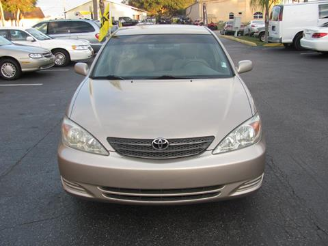 2003 Toyota Camry For Sale At Mox Motors In Port Charlotte FL