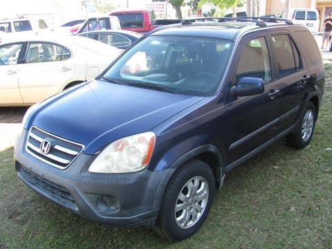 2005 Honda CR V EX