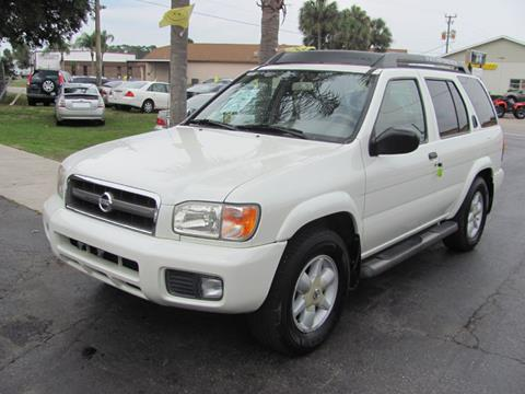 2002 Nissan Pathfinder For Sale In Port Charlotte, FL