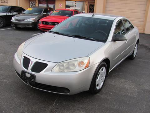 2008 Pontiac G6 for sale in Port Charlotte, FL