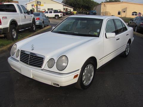 1999 Mercedes Benz E Class For Sale In Port Charlotte FL