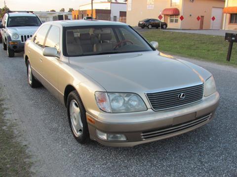 1999 Lexus LS 400 For Sale In Lanham MD
