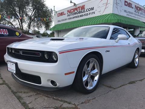 2015 Dodge Challenger for sale in Denver, CO