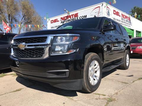 2015 Chevrolet Tahoe for sale in Denver, CO