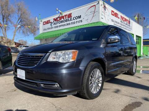 2013 Chrysler Town and Country for sale in Denver, CO