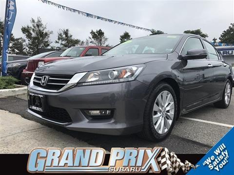 2014 Honda Accord for sale in Hicksville, NY
