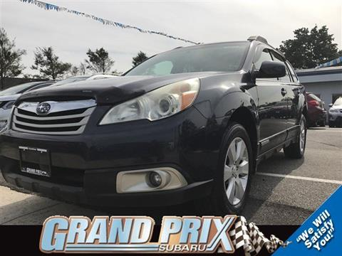 2010 Subaru Outback for sale in Hicksville, NY