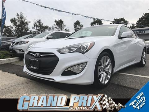 2015 Hyundai Genesis Coupe for sale in Hicksville, NY
