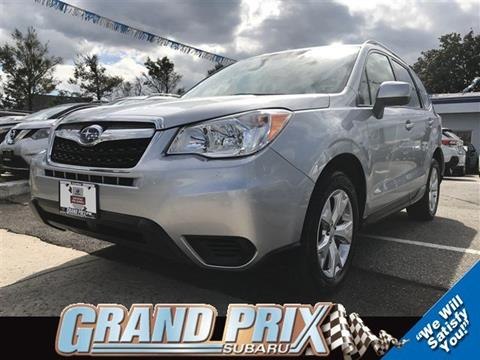 2015 Subaru Forester for sale in Hicksville, NY