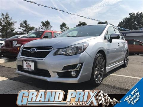 2015 Subaru Impreza for sale in Hicksville, NY