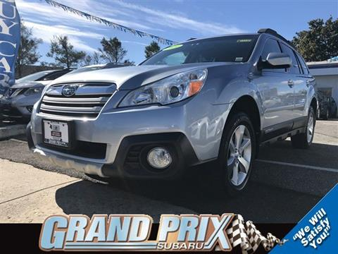 2014 Subaru Outback for sale in Hicksville, NY