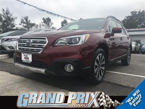 2016 Subaru Outback for sale in Hicksville, NY