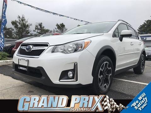2016 Subaru Crosstrek for sale in Hicksville, NY