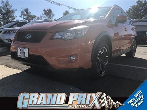 2013 Subaru XV Crosstrek for sale in Hicksville, NY
