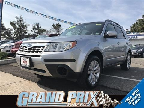 2012 Subaru Forester for sale in Hicksville, NY