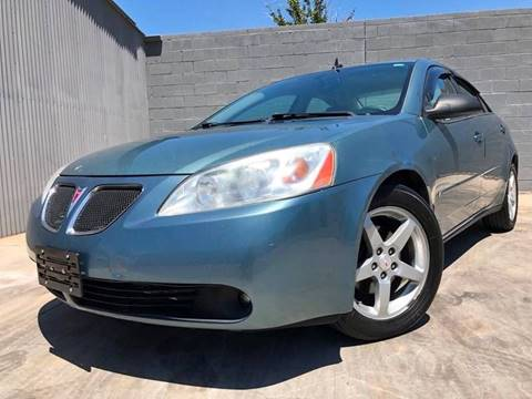 2009 Pontiac G6 for sale in Glendale, AZ