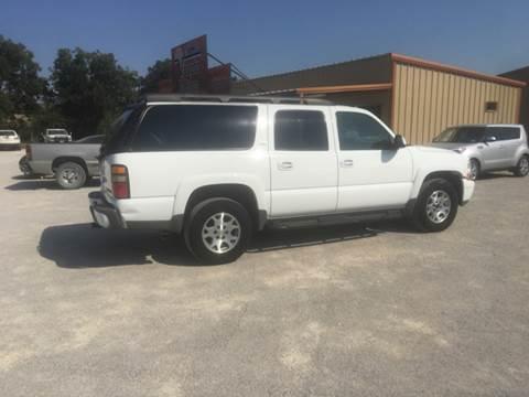 2005 Chevrolet Suburban for sale in Comanche TX