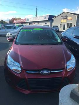 2013 Ford Focus for sale in Yakima, WA