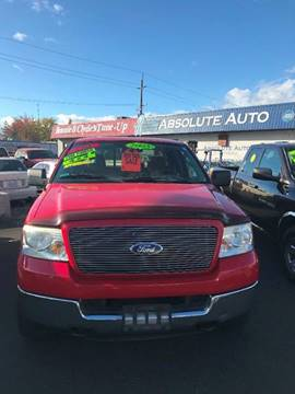 2005 Ford F-150 for sale in Yakima, WA