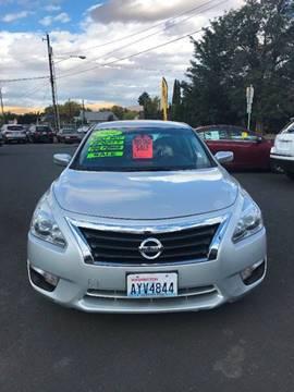 2014 Nissan Altima for sale in Yakima, WA