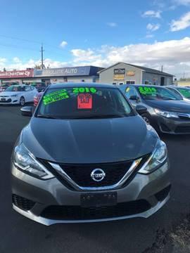 2016 Nissan Sentra for sale in Yakima, WA