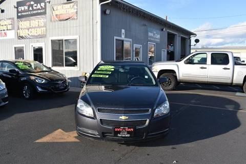 2013 Chevrolet Malibu for sale in Yakima, WA