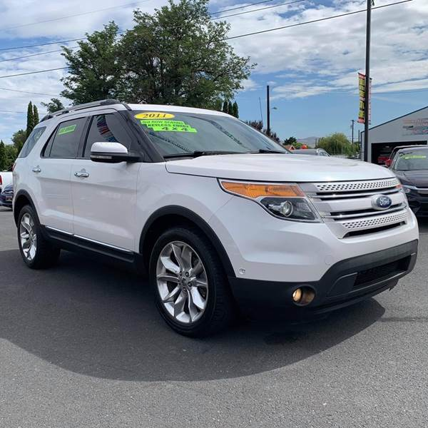2013 Ford Explorer Awd Limited 4dr Suv In Yakima Wa Own A Car