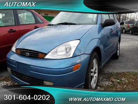 2000 Ford Focus For Sale  Carsforsalecom