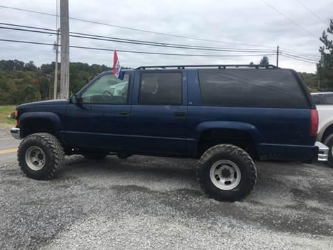 1997 Chevrolet Suburban for sale in Morgantown, WV