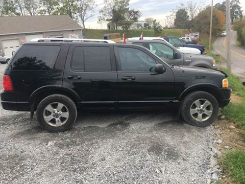 2003 Ford Explorer for sale in Morgantown, WV