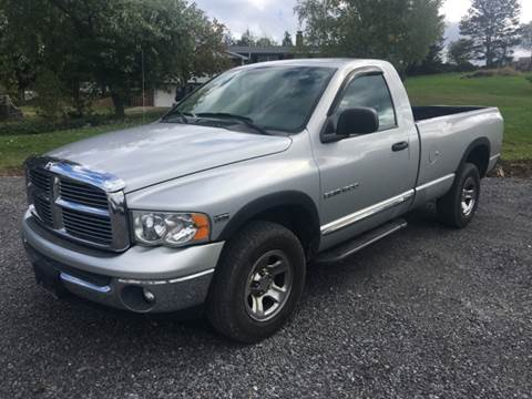 2004 Dodge Ram Pickup 1500 for sale in Morgantown, WV