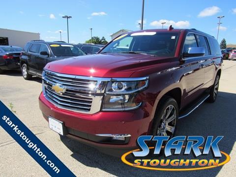 2016 Chevrolet Suburban for sale in Stoughton, WI