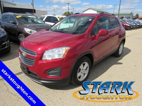 2015 Chevrolet Trax for sale in Stoughton, WI
