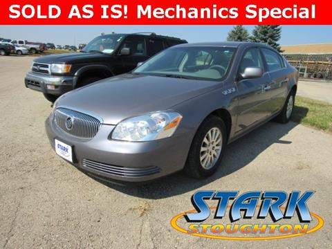 2007 Buick Lucerne for sale in Stoughton, WI