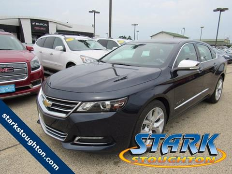 2016 Chevrolet Impala for sale in Stoughton, WI