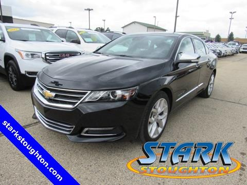 2017 Chevrolet Impala for sale in Stoughton, WI